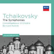 Peter Il'yich Tchaikovsky, Symphonies (CD)