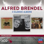 Claudio Arrau, 3 Classic Albums (CD)