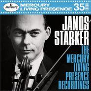 János Starker, Janos Starker: The Mercury Living Presence Recordings [Box Set] (CD)