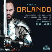 George Frideric Handel, Handel: Orlando (CD)