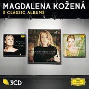 Magdalena Kozena, Kozena-Three Classic Albums (CD)