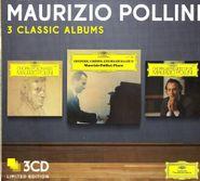 Maurizio Pollini, Maurizio Pollini - 3 Classic Albums: Chopin  (CD)