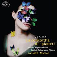 Antonio Caldara, Caldara: La Concordia De' Pianeti [Import] (CD)