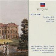 Ludwig van Beethoven, Beethoven: Sym No 9 / Overtures (CD)