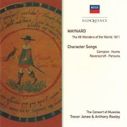 John Maynard, Maynard: The XII Wonders Of The World, 1611 (CD)