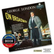 George London, Most Wanted Recitals:  George London On Broadway [Import] (CD)