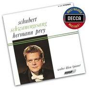 Franz Schubert, Most Wanted Recitals: Hermann Prey - Schubert: Schwanengesang (CD)