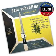 Paul Schoeffler, Most Wanted Recitals: Paul Schoeffler - Operatic Recital (CD)