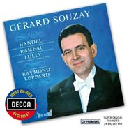 Gérard Souzay, Most Wanted Recitals: Gérard Souzay Sings Handel, Rameau And Lully [Import] (CD)