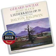 Robert Schumann, Most Wanted Recitals: Gérard Souzay - Schumann: Liederkreis Op. 39 (CD)