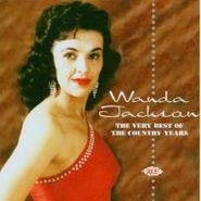 Wanda Jackson, The Very Best Of The Country Years (CD)
