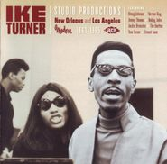 Ike Turner, New Orleans & Los Angeles 1963 (CD)