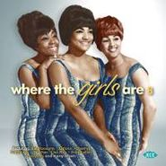Various Artists, Where The Girls Are 8 (CD)