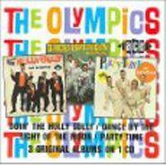 Olympics , Doin' The Hully Gully (CD)