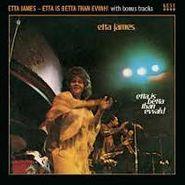 Etta James, Etta Is Betta Than Evvah! (CD)