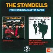The Standells, Dirty Water / Why Pick On Me / Sometimes Good Guys Don't Wear White (CD)