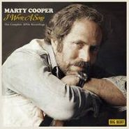 Marty Cooper, I Wrote A Song: The Complete 1970's Recordings (CD)