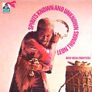 Leon Thomas, Spirits Known & Unknown (CD)