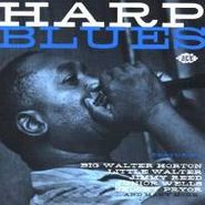 Various Artists, Harp Blues (CD)