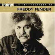 Freddy Fender, Introduction To Freddy Fender (CD)