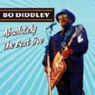 Bo Diddley, Absolutely The Best Live (CD)
