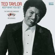 Ted Taylor, Make Up For Lost Time The Rare (CD)