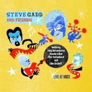 Steve Gadd, Live At Voce (CD)