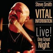 Steve Smith, Live! One Great Night (CD)