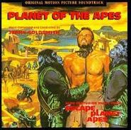 Jerry Goldsmith, Planet Of The Apes [Score] (CD)