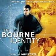 John Powell, The Bourne Identity [OST] (CD)