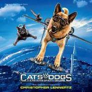 Christopher Lennertz, Cats & Dogs: The Revenge Of Kitty Galore [OST] (CD)