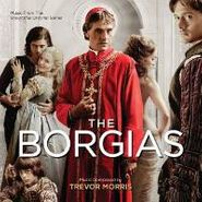 Trevor Morris, Borgias [OST] (CD)