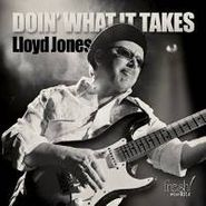 Lloyd Jones, Doin' What It Takes (CD)