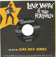 "Link Wray, Ace Of Spades/Fat Back (7"")"