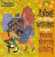 "Andre Williams, Poor Mister Santa (7"")"