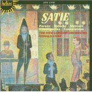 Erik Satie, Satie: Theatre Music - Parade / Relâche / Mercure / Trois Gymnopédies / Trois Gnossiennes (CD)