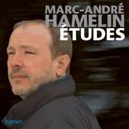 Marc-André Hamelin, Hamelin: Etudes / Little Nocturne / Con Intimissimo Sentimento / Theme & Variations [Import] (CD)