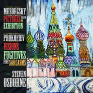 Modest Mussorgsky, Mussorgsky: Pictures from an Exibition; Prokofiev: Sarcasms, Visions fugitives (CD)
