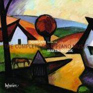 Ernst von Dohnányi, Dohnanyi: Complete Solo Piano Music Vol. 2