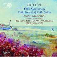 Benjamin Britten, Britten: Cello Symphony, Cello Sonata, Cello Suites
