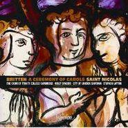 Sir David Willcocks, Benjamin Britten: Saint Nicolas / A Ceremony Of Carols (CD)