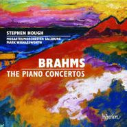Johannes Brahms, The Piano Concertos (CD)