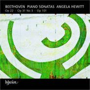 Ludwig van Beethoven, Beethoven Piano Sonatas - Vol. 4 (CD)