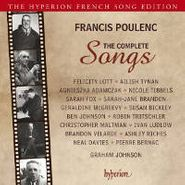 Francis Poulenc, Complete Songs (CD)