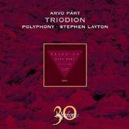 Arvo Pärt, Part:Triodion (CD)