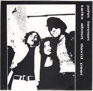 """John Lennon, Talks About David Peel (7"""")"""