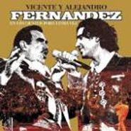 Vicente Fernández, En Vivo Juntos Por Ultima Vez (CD)