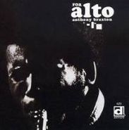 Anthony Braxton, For Alto (CD)