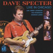 Dave Specter, Live In Chicago (CD)
