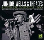 Junior Wells, Live In 1966 (CD)